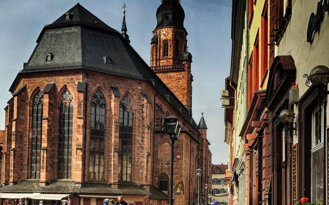 Einblick in die Kirchengeschichte Heidelbergs